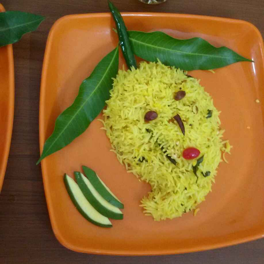 Photo of Mango rice by সোমা দাস at BetterButter
