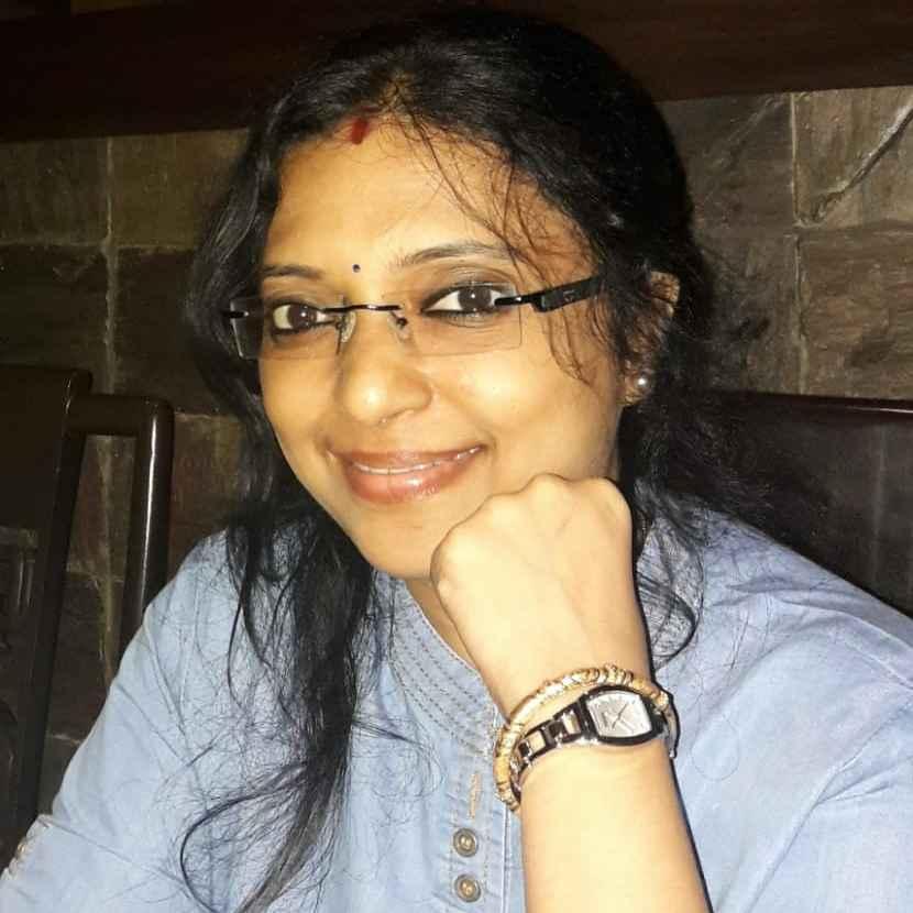 Debjani Dutta food blogger