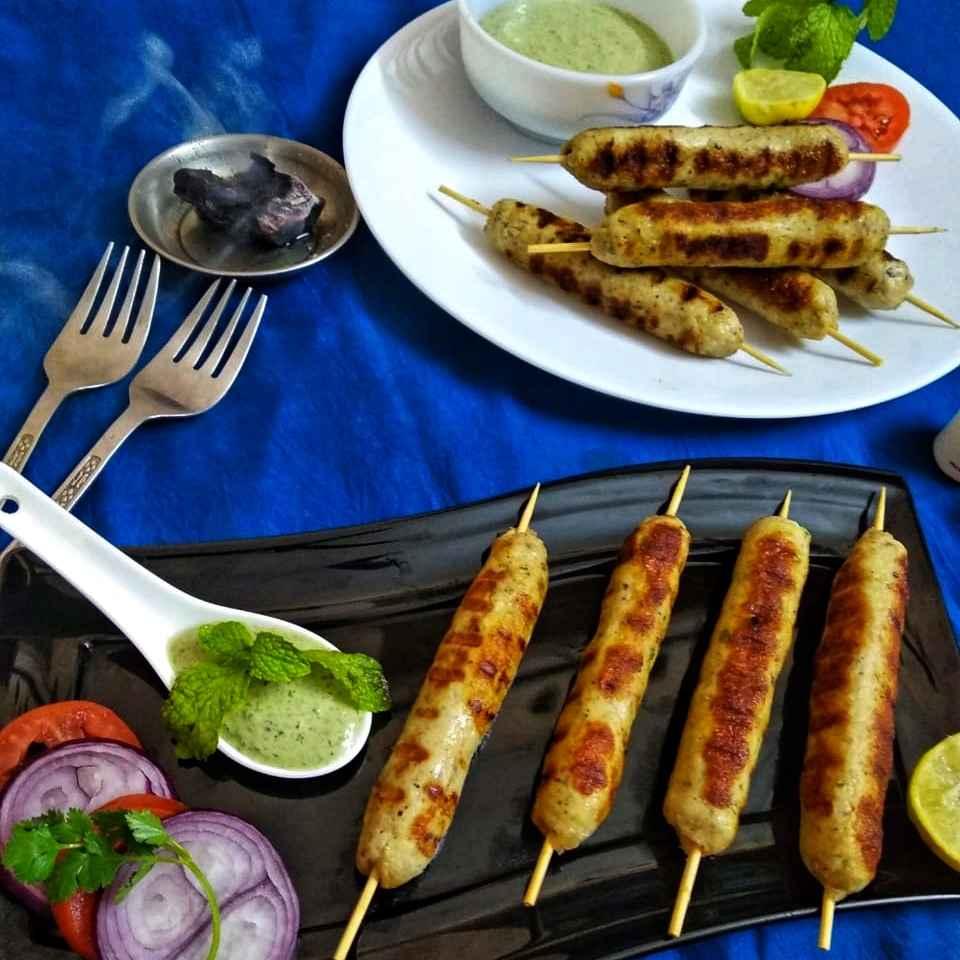 Photo of Kakori kabab by Debjani Dutta at BetterButter