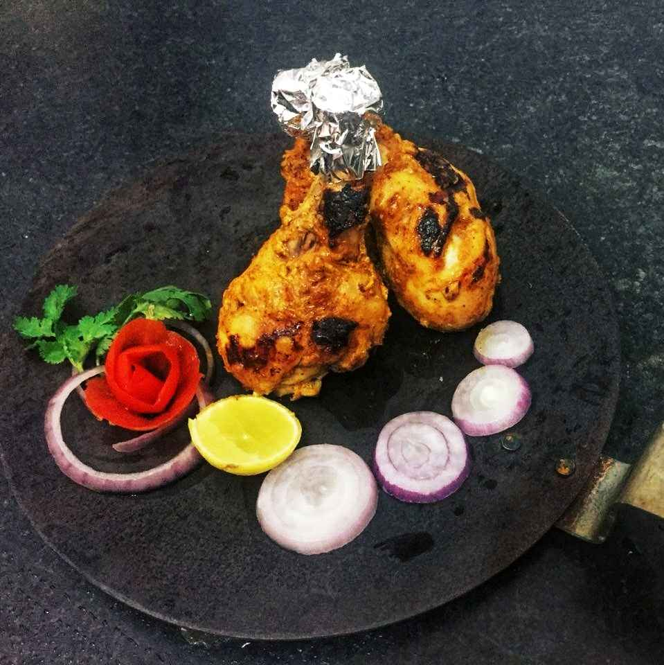 How to make Chicken tangdi kabab