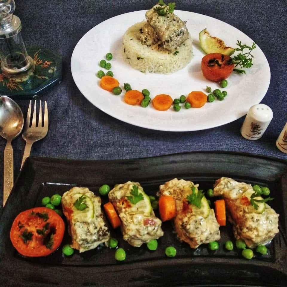 Photo of Creamy parsley vetki fish by Debjani Dutta at BetterButter