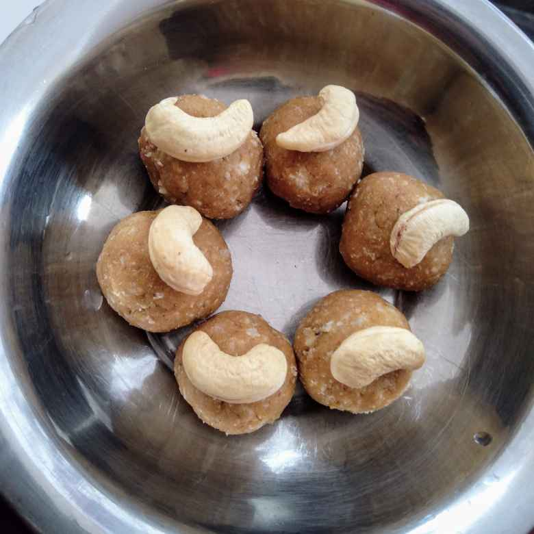 Photo of Amrutham healthy mix laddu by Dhanalakshmi Sivaramakrishnan at BetterButter
