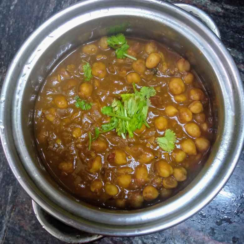 Photo of Channa masala by Dhanalakshmi Sivaramakrishnan at BetterButter