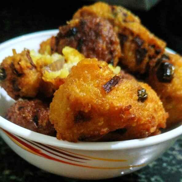 Photo of rice pokora by যোগিতা সাহা at BetterButter