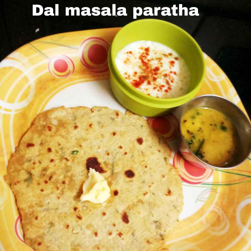 Photo of Dal masala paratha by சாந்தி பாலசுப்ரமணியம் சாந்திபாலசுப்ரமணியம் at BetterButter