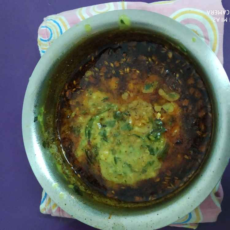 Photo of Methici patl bhaji by जयश्री जोशी at BetterButter