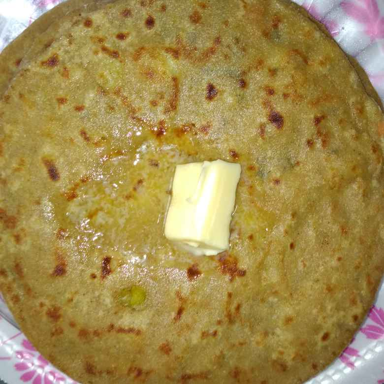 Photo of Mixed veg  parotha. by దూసి గీత at BetterButter