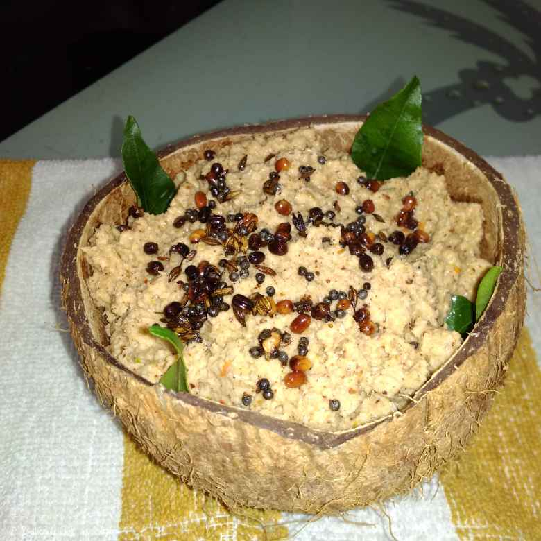 Photo of Coconut,sesame seeds chutney. by దూసి గీత at BetterButter