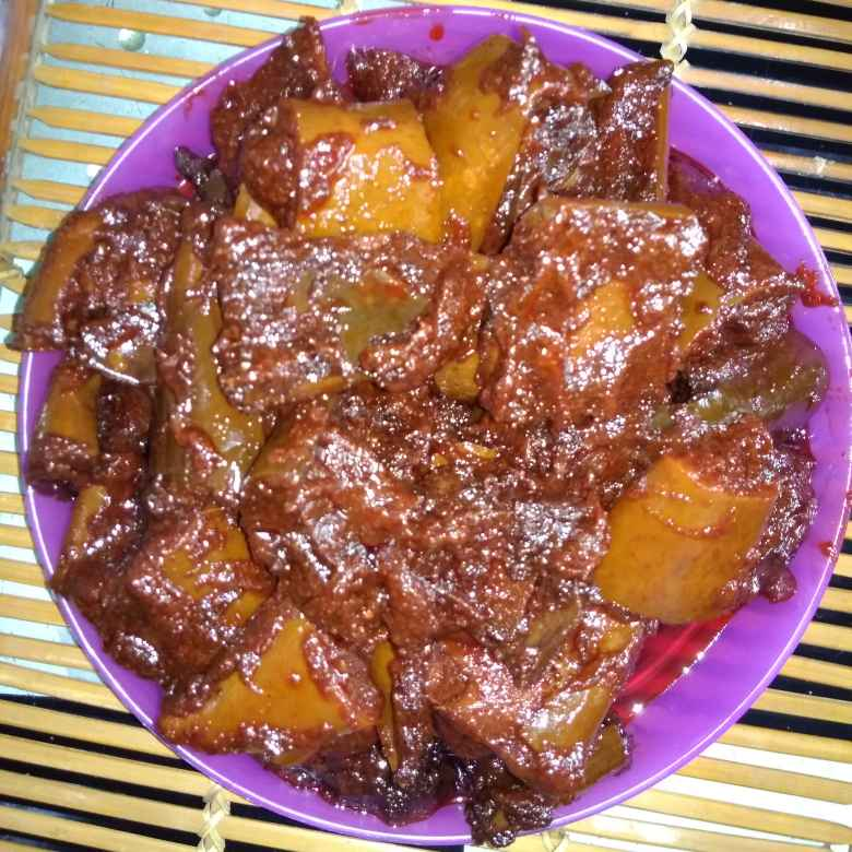 Photo of Sweet mango pickle. by దూసి గీత at BetterButter