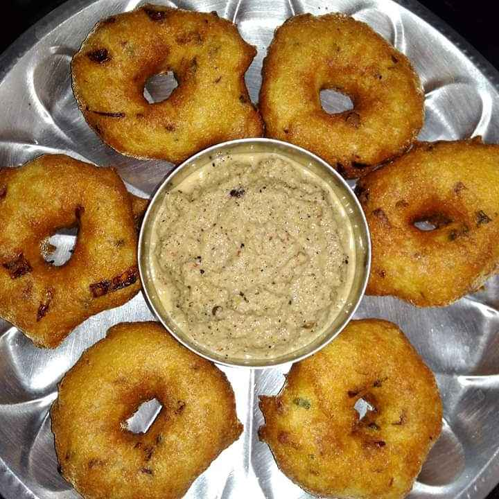 Photo of Onion vada by దూసి గీత at BetterButter