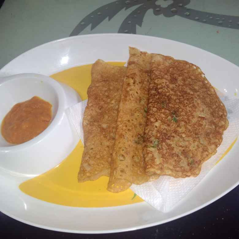 Photo of Wheat flour and rice flour dosa  by దూసి గీత at BetterButter