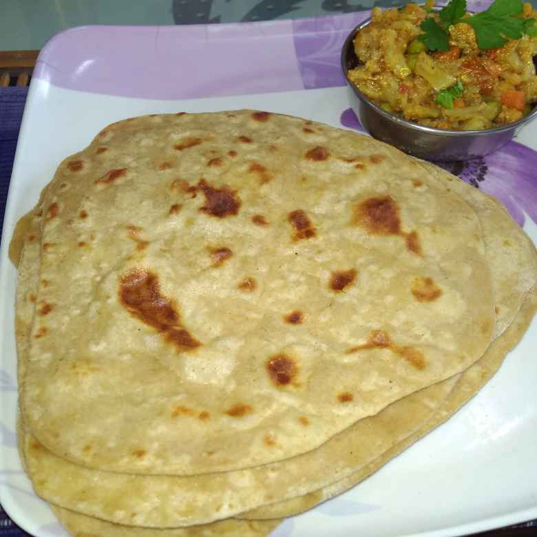 Photo of Chapathi by దూసి గీత at BetterButter