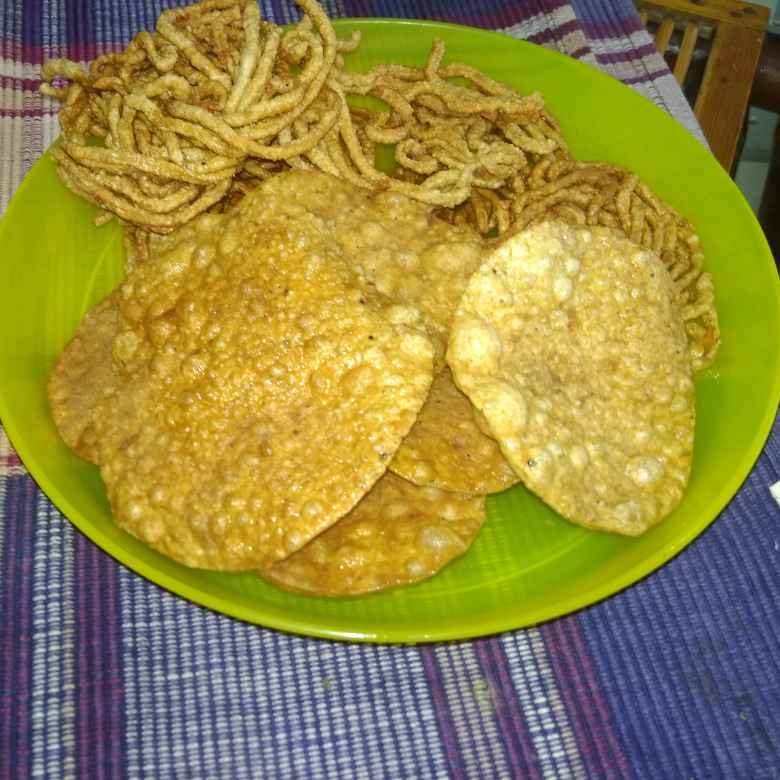 Photo of Wheat papad. by దూసి గీత at BetterButter