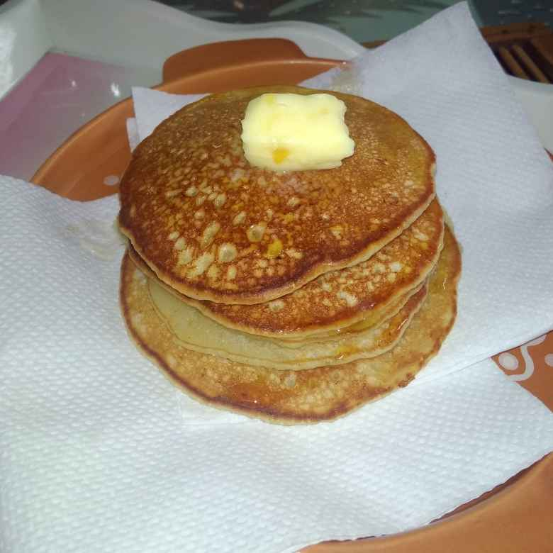 Photo of Banana pan cake. by దూసి గీత at BetterButter