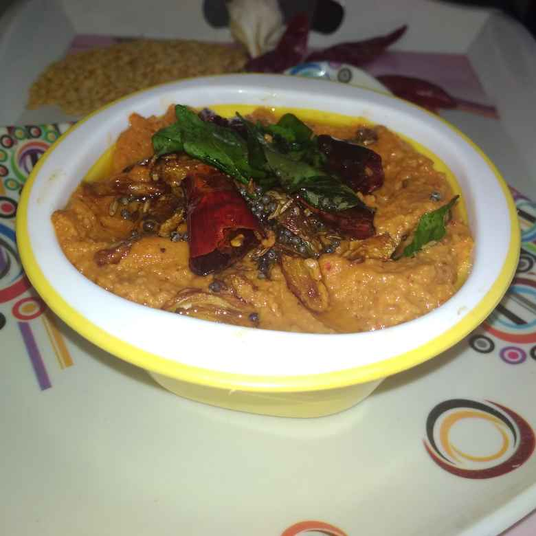 Photo of Pigeon pea chutney. by దూసి గీత at BetterButter