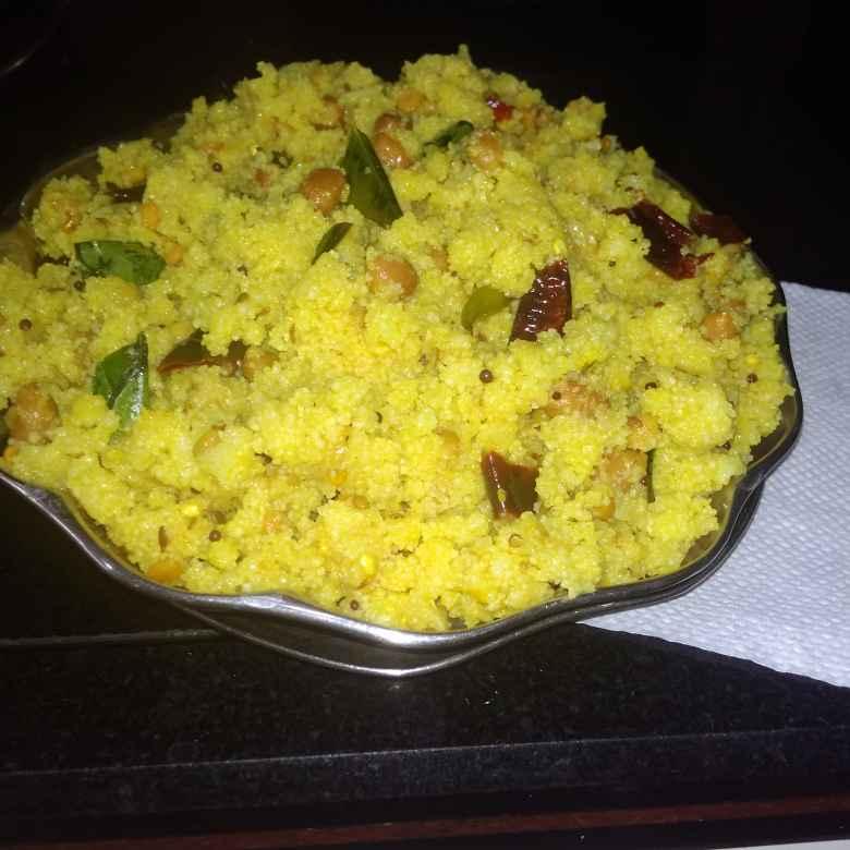 Photo of Rice ravva pulihora. by దూసి గీత at BetterButter