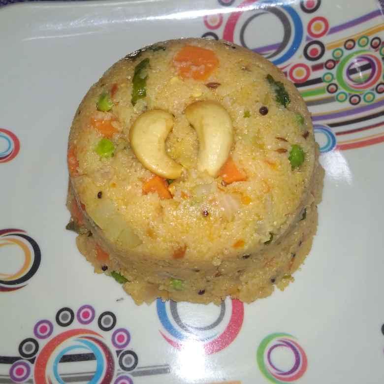 Photo of Wheat ravva tamata baath by దూసి గీత at BetterButter