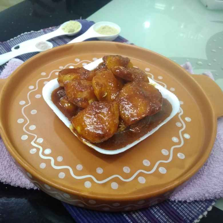 Photo of Aloo chatpataa by దూసి గీత at BetterButter