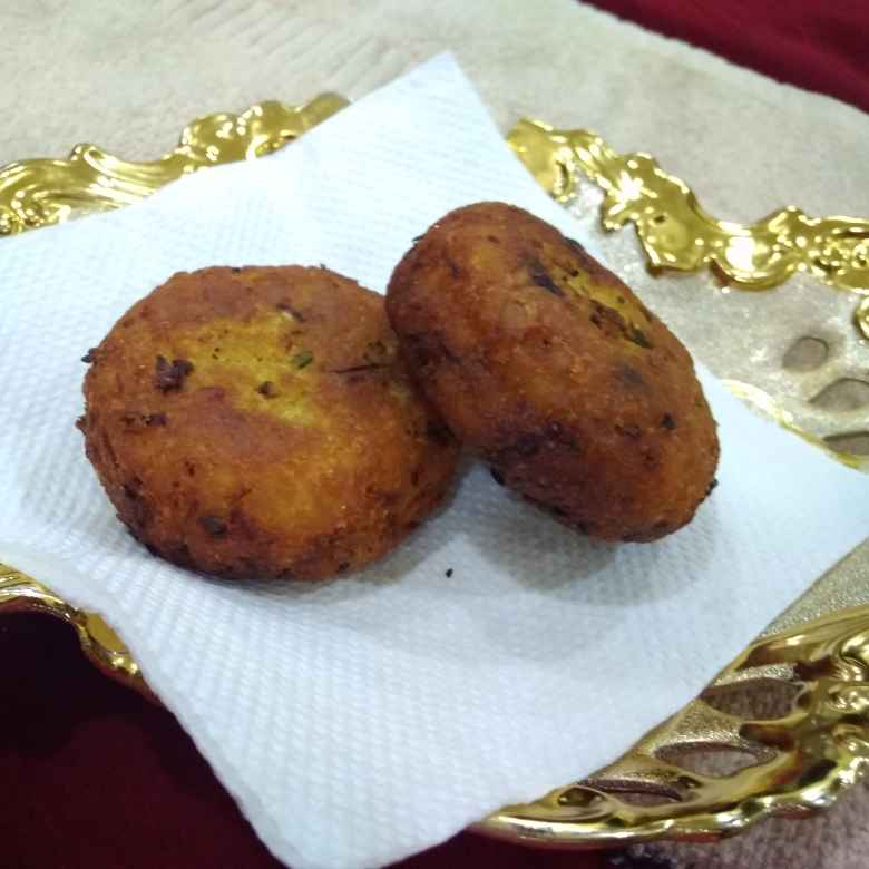 Photo of Poha cutlet by దూసి గీత at BetterButter