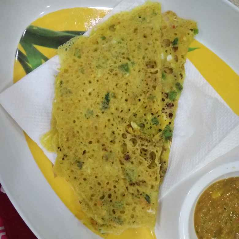 Photo of Oats,veg dosa  by దూసి గీత at BetterButter