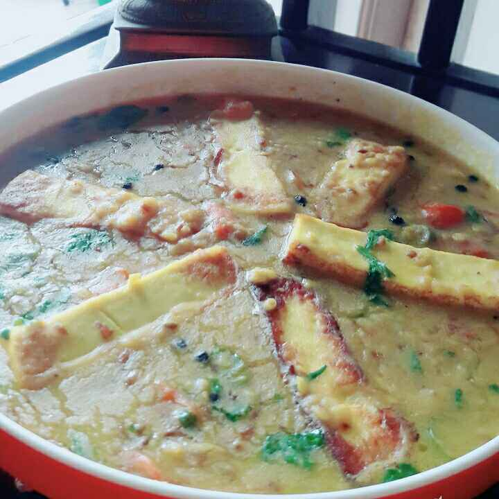 Photo of Mughlai dal by বহ্নি বিশ্বাশ রত্না at BetterButter