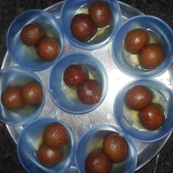 Photo of Gulab jamun  by ప్రశాంతి మారం at BetterButter