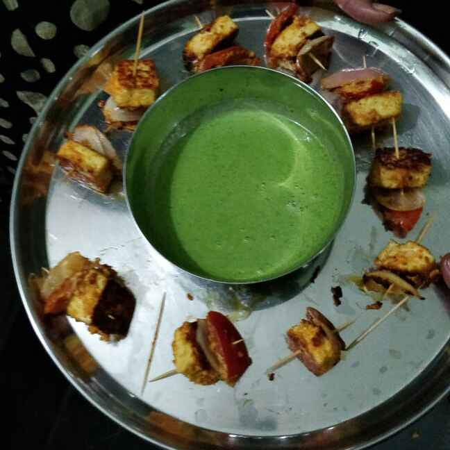 Photo of Paneer tikka by ప్రశాంతి మారం at BetterButter