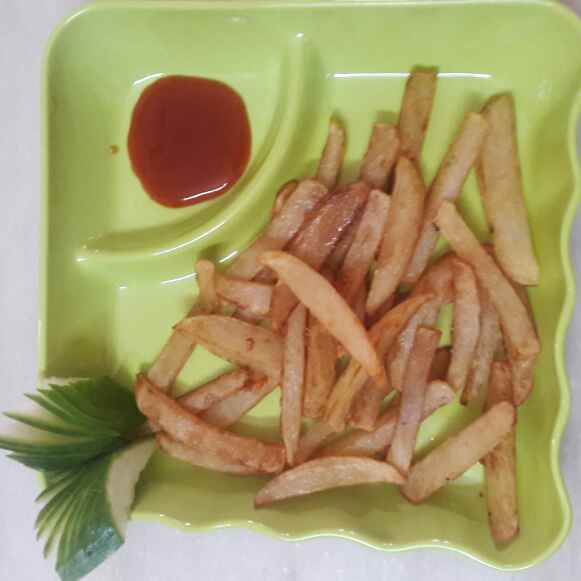 Photo of French Fries by ప్రశాంతి మారం at BetterButter