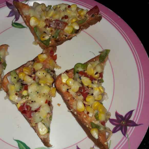 Photo of Veg bread toast by ప్రశాంతి మారం at BetterButter