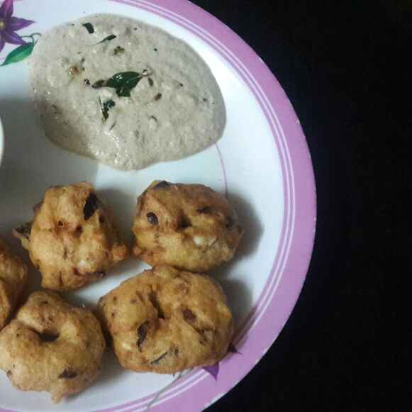 Photo of Onion Urad dal vada by ప్రశాంతి మారం at BetterButter