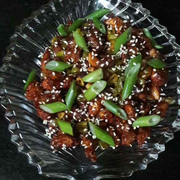 Photo of Honey mushroom manchuriya by ప్రశాంతి మారం at BetterButter