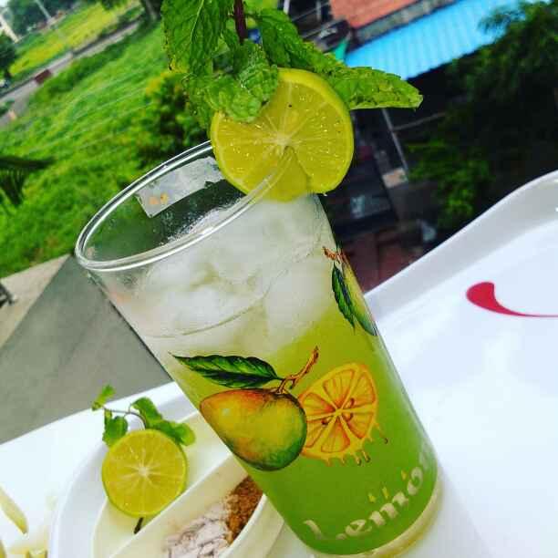 How to make Lemon soda