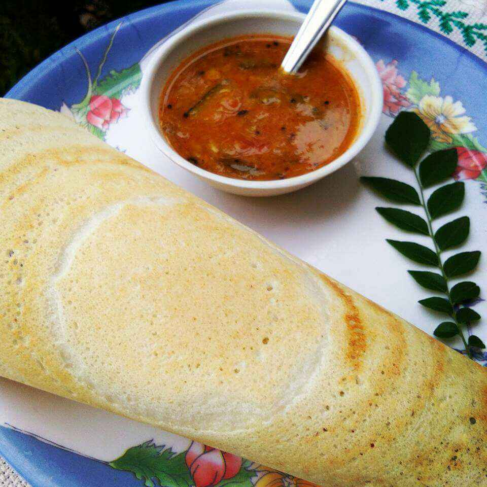 Photo of Bache hue chaval se bana dosa by Abhilasha Gupta at BetterButter