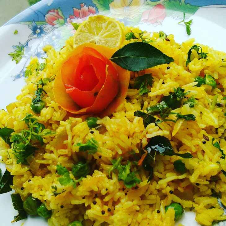 Photo of Bache hue chaval se bane fried rice by Abhilasha Gupta at BetterButter