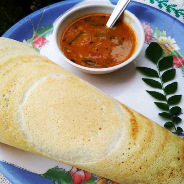 How to make Rice Paper Dosa