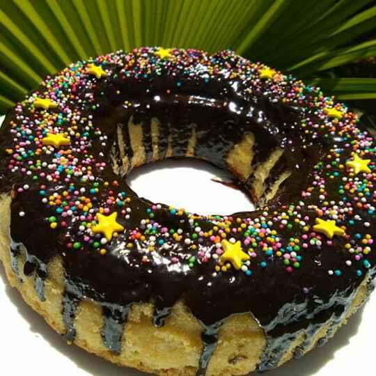 How to make Bundt cake