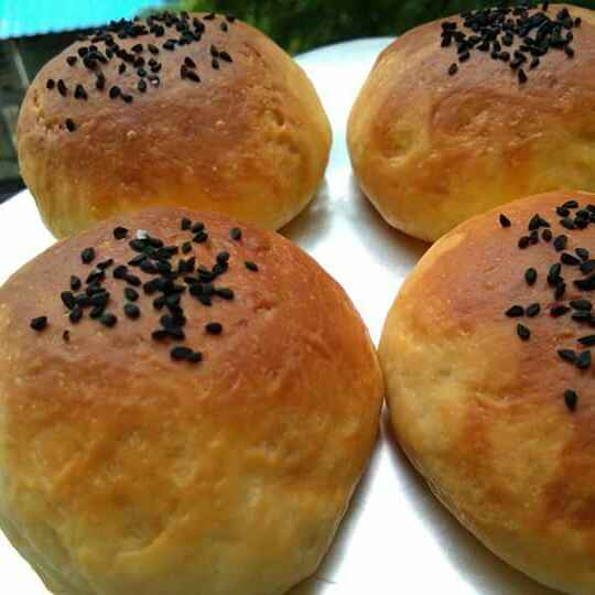 Photo of Kalaunji buns by Abhilasha Gupta at BetterButter