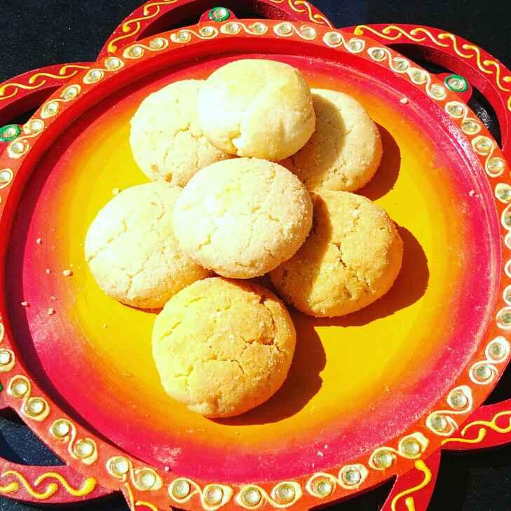 How to make Eggless cookies