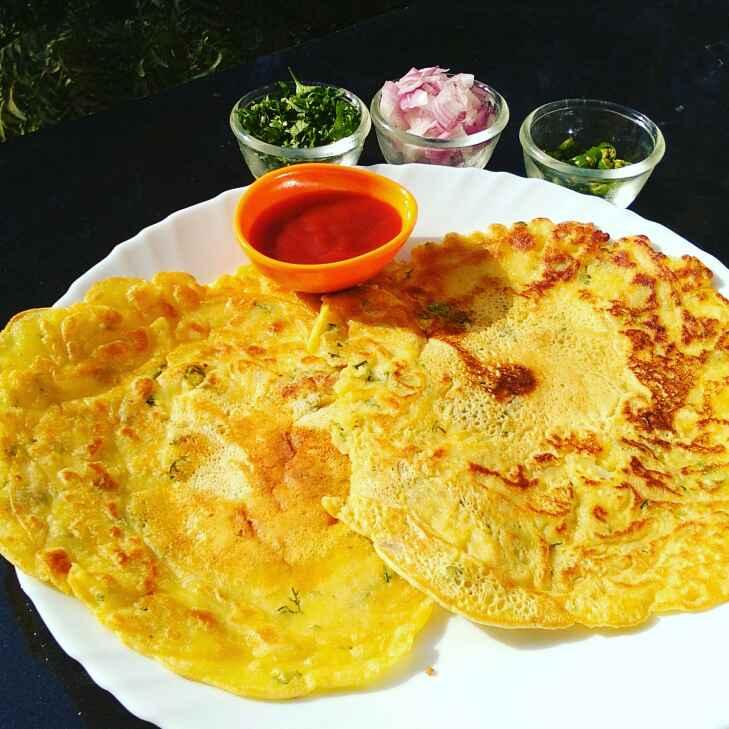 Photo of Veg Omlet by Abhilasha Gupta at BetterButter