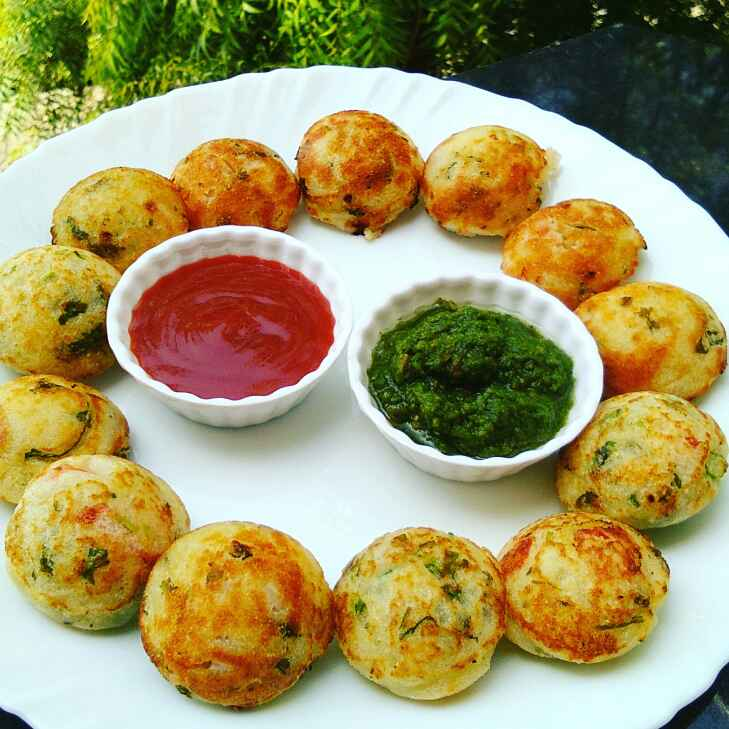 How to make Corn appe