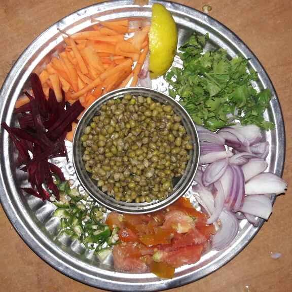 Photo of Salat by ஜெயசித்ரா ஜெயகுமார் at BetterButter
