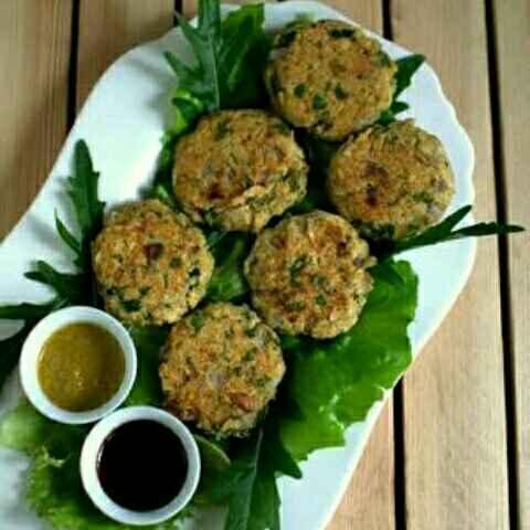 How to make Matar ke kabab