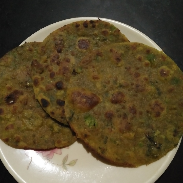 Photo of Methi thepla by Aachal Jadeja at BetterButter