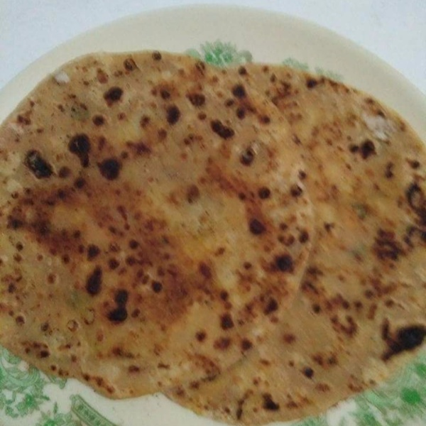 Photo of Aloo paratha by Aachal Jadeja at BetterButter