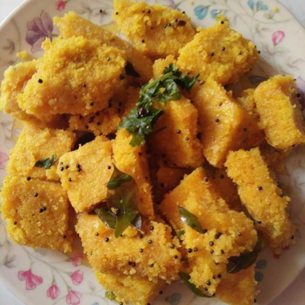 Photo of Dhokla by Aachal Jadeja at BetterButter