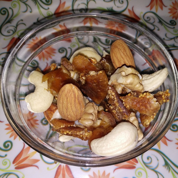 Photo of Dryfruit salad by Aachal Jadeja at BetterButter