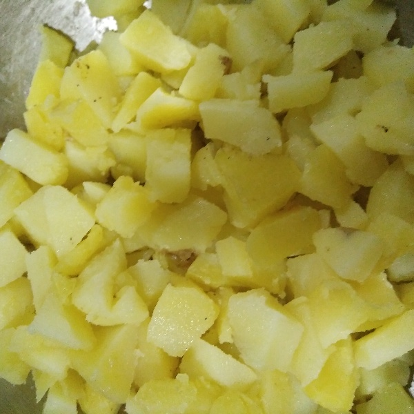 How to make Salt lemon potato