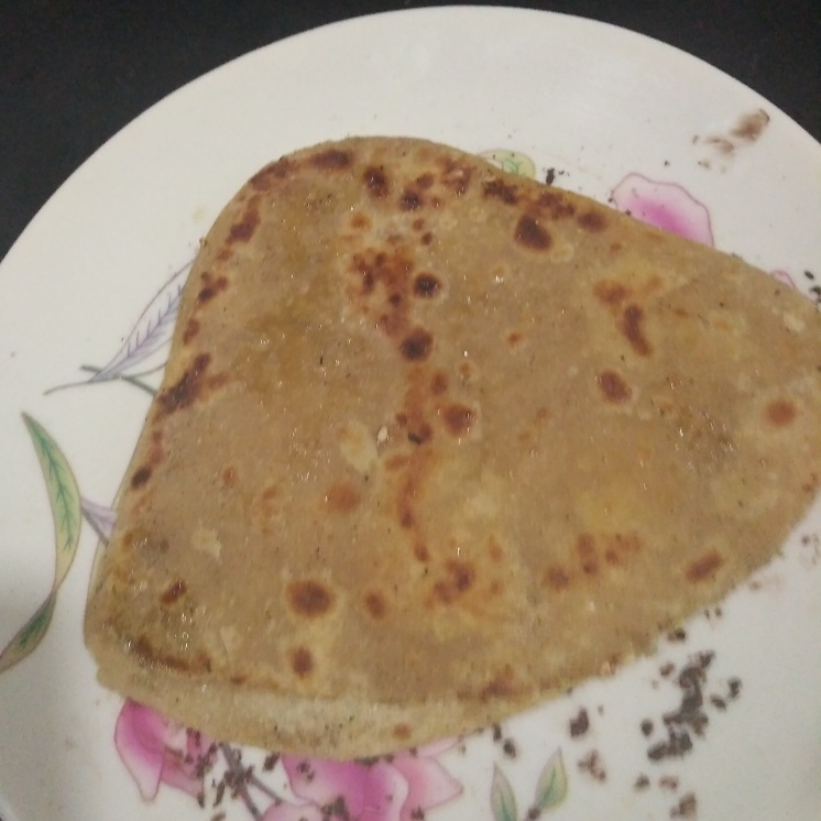 Photo of Honey sessame paratha by Aachal Jadeja at BetterButter