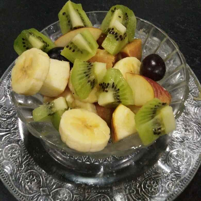 Photo of Fruit chaat by Aachal Jadeja at BetterButter