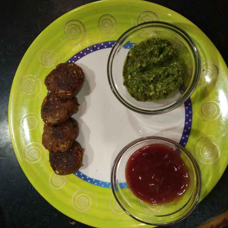 How to make Mix vegetables kabab